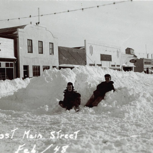Provost Main St 1948